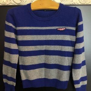 Other - Aston Martin striped logo sweater